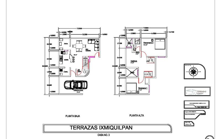 Foto de casa en venta en calle vicente guerrero 8, ixmiquilpan centro, ixmiquilpan, hidalgo, 1090315 No. 10