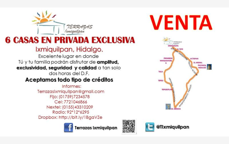 Foto de casa en venta en calle vicente guerrero 8, ixmiquilpan centro, ixmiquilpan, hidalgo, 1090315 No. 17