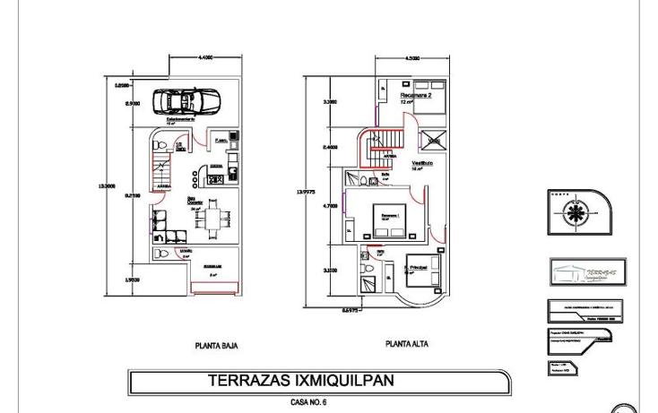 Foto de casa en venta en calle vicente guerrero 8, ixmiquilpan centro, ixmiquilpan, hidalgo, 1090729 No. 06