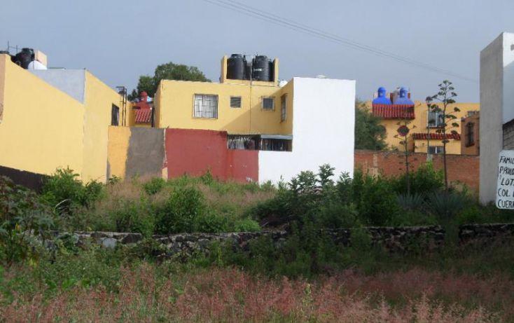 Foto de terreno comercial en venta en calle vieja, lomas de zompantle, cuernavaca, morelos, 2046870 no 01
