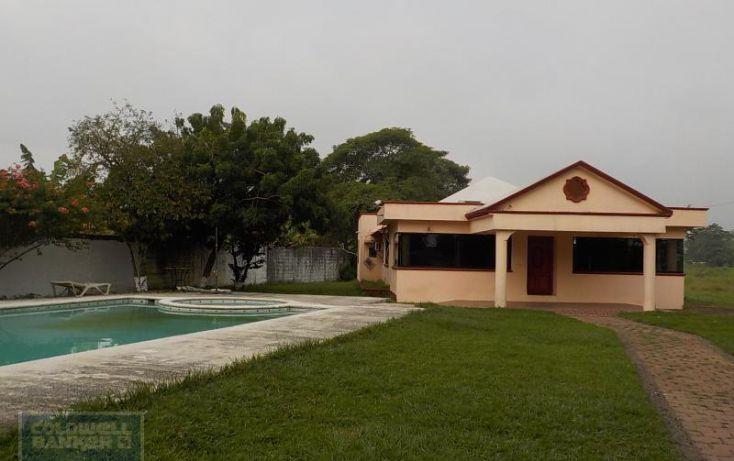 Foto de rancho en venta en callejn toledo, el cedro 1, saloya 2 sección, nacajuca, tabasco, 1729484 no 01