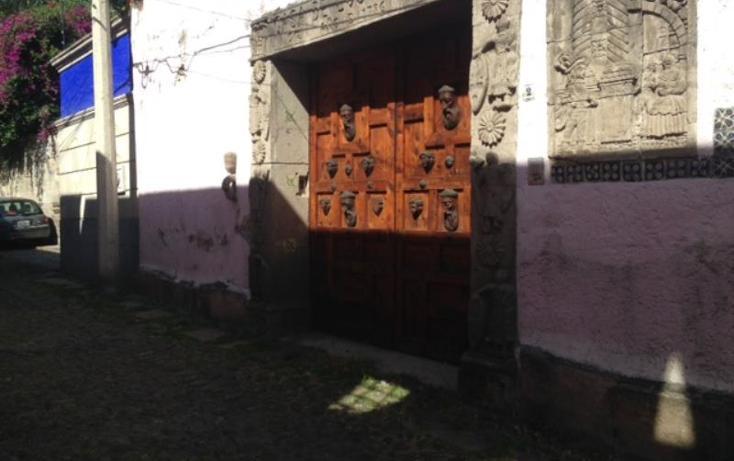 Foto de terreno habitacional en venta en  0, san angel inn, álvaro obregón, distrito federal, 1923696 No. 03