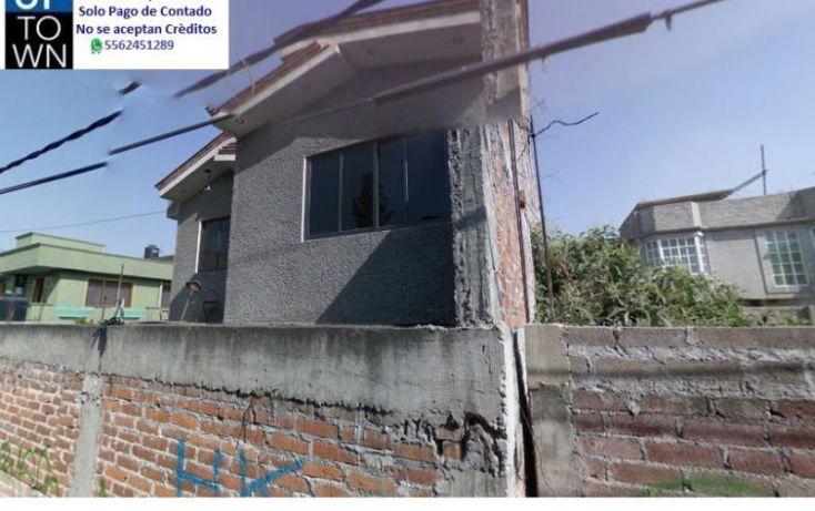 Foto de casa en venta en callejón de la cruz 1, san pablo, iztapalapa, df, 2041110 no 01