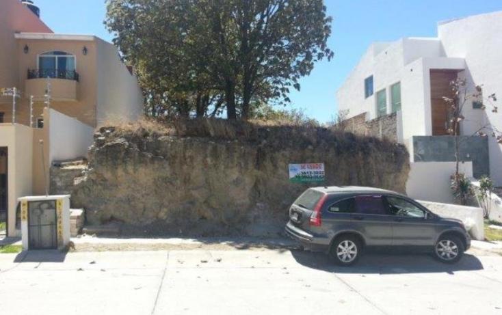 Foto de terreno habitacional en venta en callejón de la llama 27, ciudad bugambilia, zapopan, jalisco, 562465 no 01