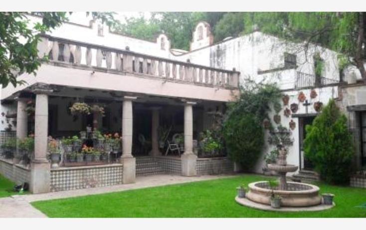 Foto de casa en venta en callejon de la trinidad 11, los claustros, tequisquiapan, querétaro, 1819652 No. 01