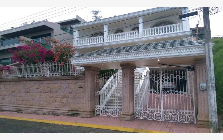 Foto de casa en venta en callejon de las animas 35, pedregal de las animas, xalapa, veracruz de ignacio de la llave, 1583566 No. 01