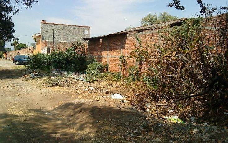 Foto de terreno habitacional en venta en callej?n de las gallinas nonumber, madero, zamora, michoac?n de ocampo, 388297 No. 01