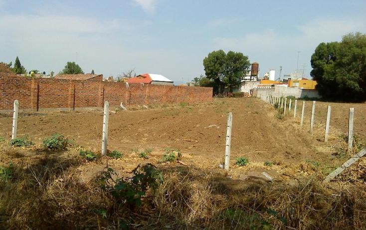 Foto de terreno habitacional en venta en callej?n de las gallinas nonumber, madero, zamora, michoac?n de ocampo, 388297 No. 03