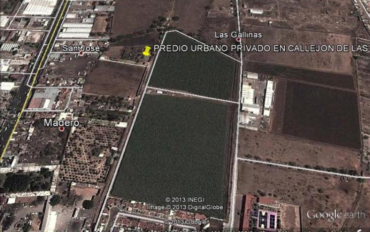 Foto de terreno habitacional en venta en callej?n de las gallinas nonumber, madero, zamora, michoac?n de ocampo, 388297 No. 09