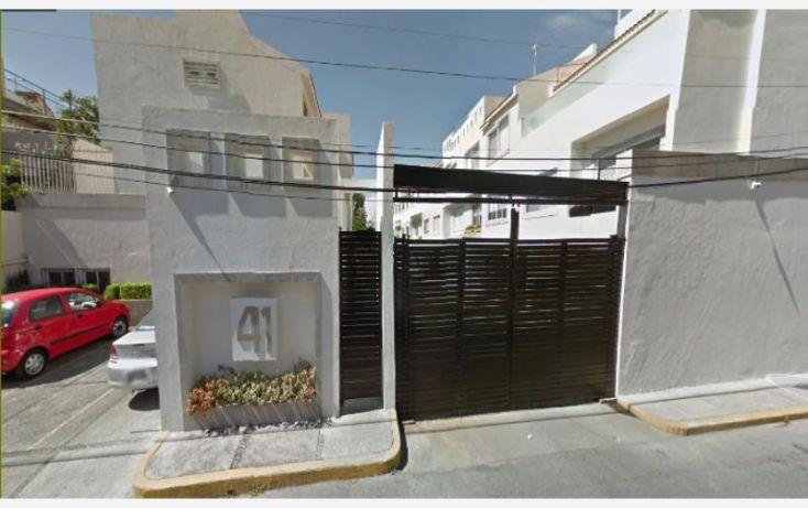 Foto de casa en venta en callejon de perales 1, magisterial, tlalpan, df, 1993330 no 01