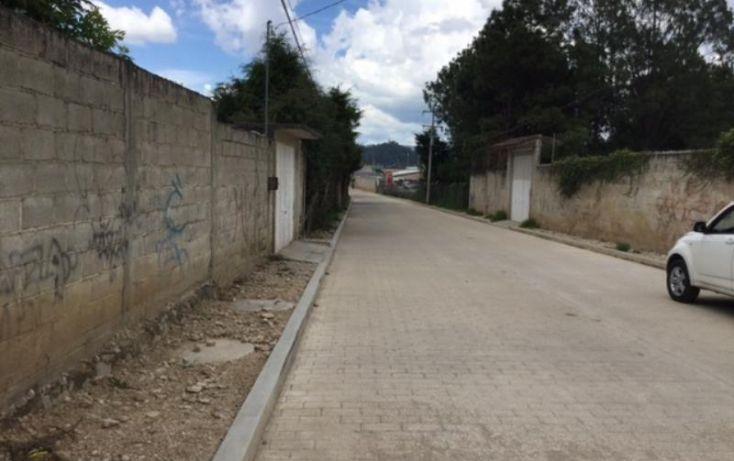 Foto de terreno habitacional en venta en callejón del cbtis, lomas de huitepec, san cristóbal de las casas, chiapas, 2024290 no 20