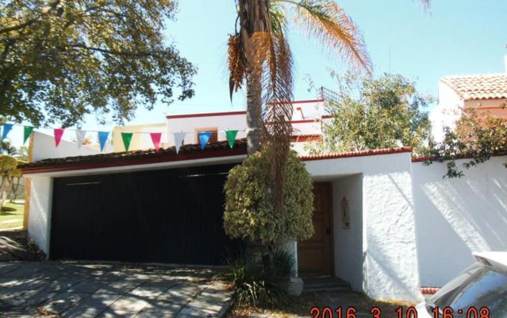 Foto de casa en venta en callejon del conde 4190, villa universitaria, zapopan, jalisco, 1702300 No. 01
