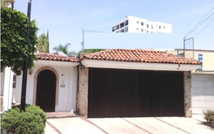 Foto de casa en venta en callejón del quijote ., villa universitaria, zapopan, jalisco, 1944584 No. 01