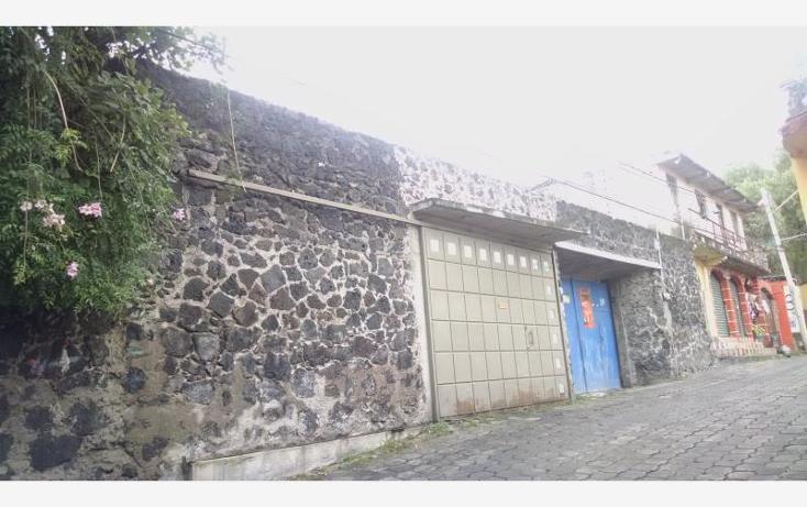Foto de terreno habitacional en venta en callejon esfuerzo 00, pueblo de santa ursula coapa, coyoacán, distrito federal, 1392963 No. 01