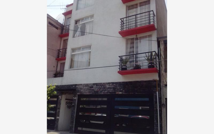 Foto de departamento en venta en  14, peralvillo, cuauhtémoc, distrito federal, 1816570 No. 01