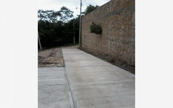 Foto de terreno habitacional en venta en callejon innominada, fovissste mactumactza, tuxtla gutiérrez, chiapas, 961917 no 02