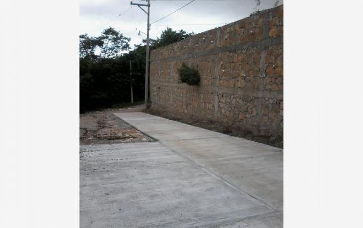 Foto de terreno habitacional en venta en callejon innominada, fovissste mactumactza, tuxtla gutiérrez, chiapas, 961917 no 03