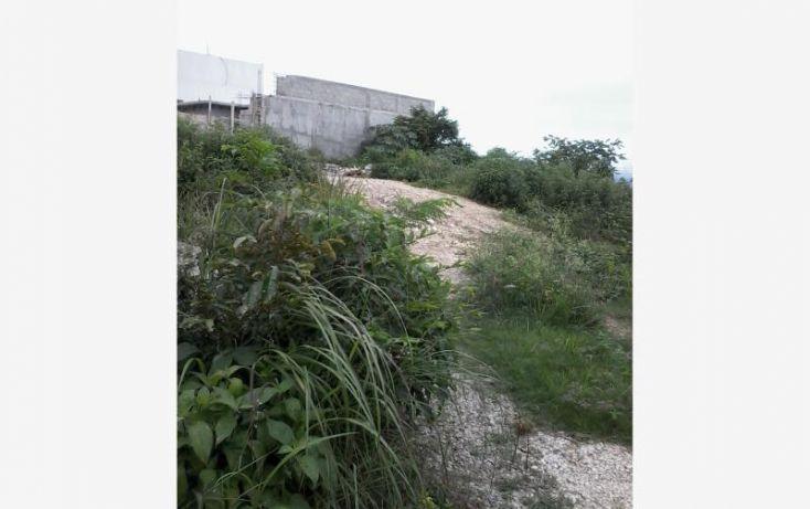 Foto de terreno habitacional en venta en callejon innominada, fovissste mactumactza, tuxtla gutiérrez, chiapas, 961917 no 09