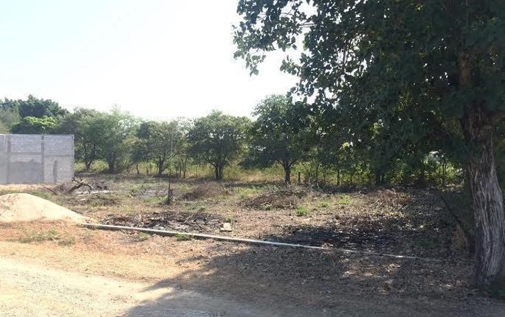 Foto de terreno habitacional en venta en  , ribera las flechas, chiapa de corzo, chiapas, 1564925 No. 01