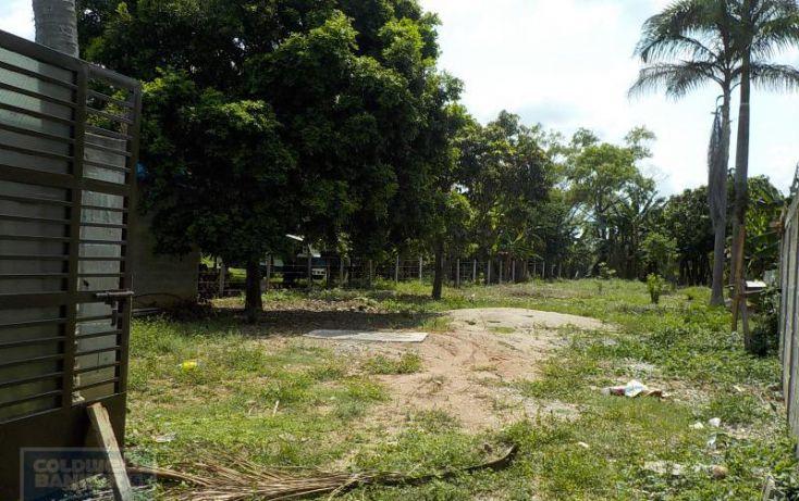 Foto de terreno habitacional en venta en callejon los naranjos, torno largo 1a secc, centro, tabasco, 1954238 no 03
