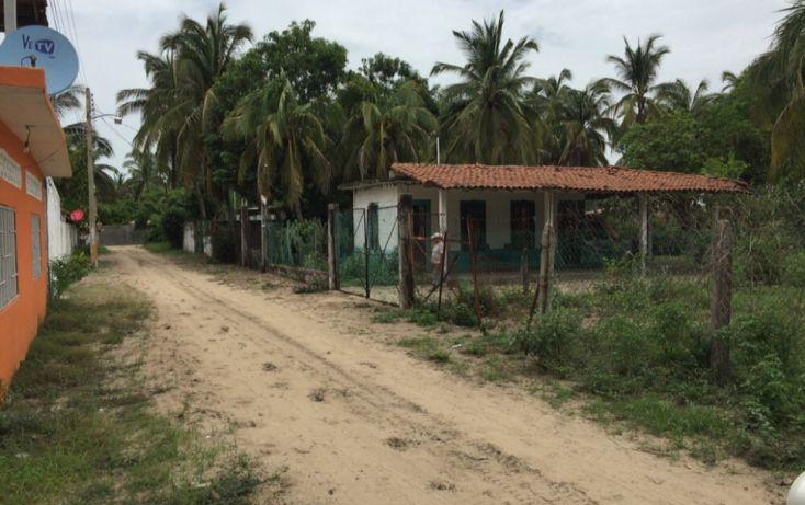 Foto de terreno habitacional en venta en callejón puesta del sol, vicente guerrero, acapulco de juárez, guerrero, 1700724 no 01