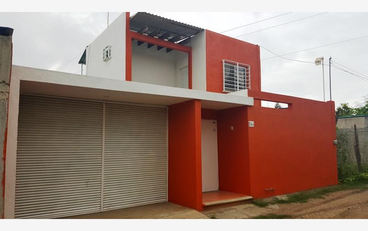 Foto de casa en venta en callej?n san antonio 944, plan de ayala, tuxtla guti?rrez, chiapas, 2031246 No. 01