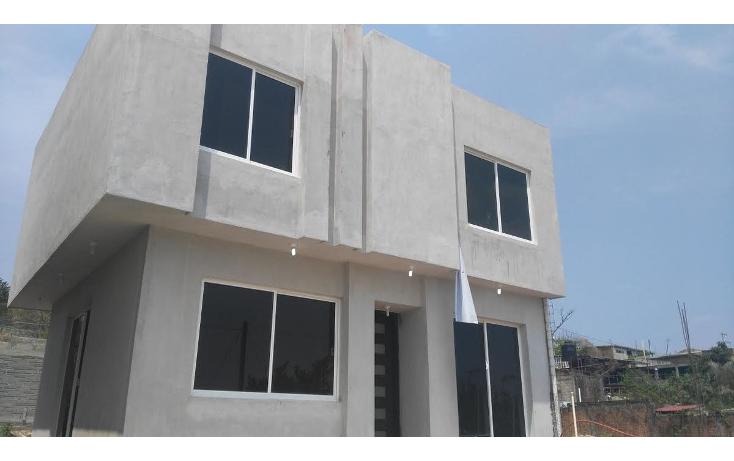 Foto de casa en venta en callejon san lucas , ampliación pomarrosa, tuxtla gutiérrez, chiapas, 1646289 No. 01