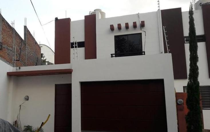Foto de casa en venta en callejón san luis l-10 , terán, tuxtla gutiérrez, chiapas, 1639004 No. 01
