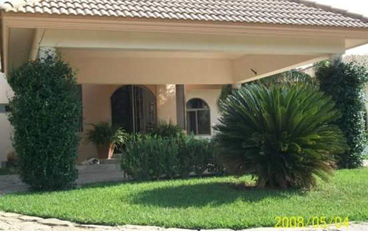 Foto de casa en venta en  , calles, montemorelos, nuevo le?n, 1692292 No. 01