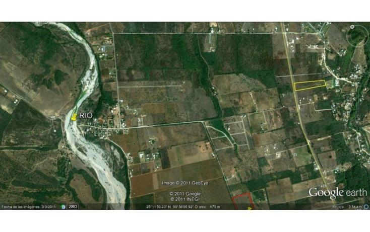 Foto de terreno habitacional en venta en  , calles, montemorelos, nuevo león, 448375 No. 14