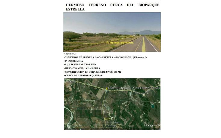Foto de terreno habitacional en venta en  , calles, montemorelos, nuevo león, 448375 No. 23
