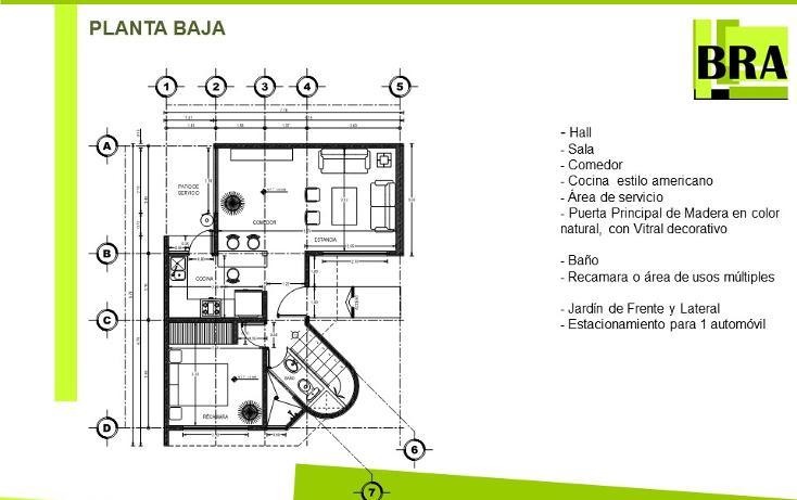 Foto de casa en venta en  , caltego, tepeji del río de ocampo, hidalgo, 1476013 No. 07