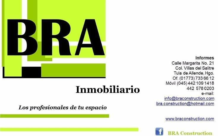 Foto de casa en venta en  , caltego, tepeji del río de ocampo, hidalgo, 1476013 No. 09
