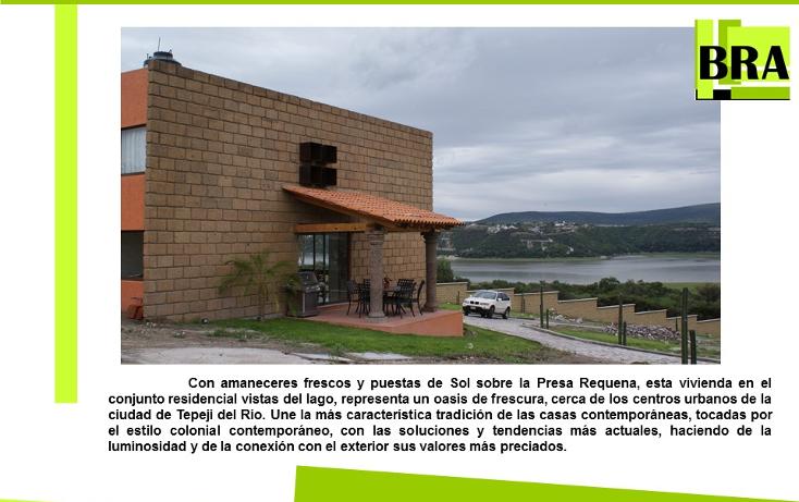 Foto de casa en venta en  , caltego, tepeji del río de ocampo, hidalgo, 1484111 No. 02