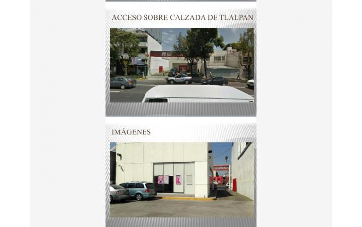 Foto de local en renta en calz de tlalpan, moderna, benito juárez, df, 489909 no 03