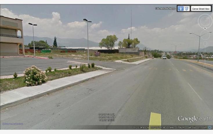 Foto de terreno comercial en renta en calzada antonio narro , lomas de guadalupe, saltillo, coahuila de zaragoza, 425758 No. 02