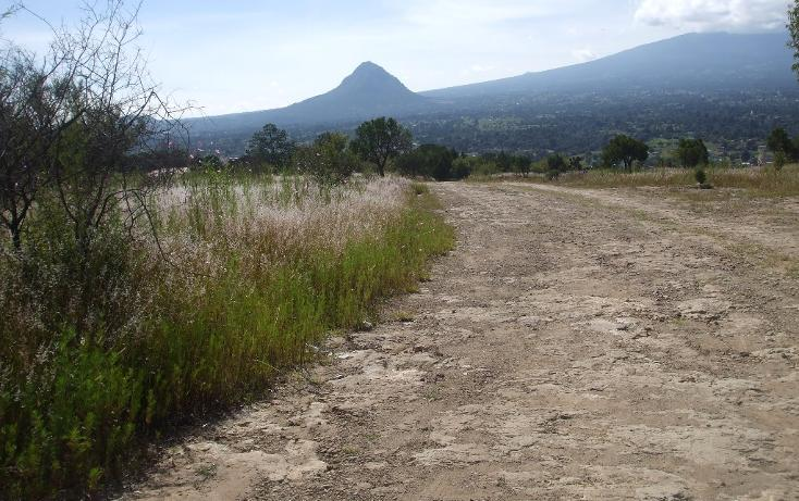 Foto de terreno habitacional en venta en  , santa cruz tlaxcala, santa cruz tlaxcala, tlaxcala, 1713960 No. 04