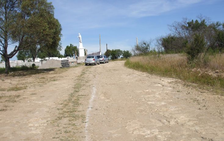Foto de terreno habitacional en venta en calzada de guadalupe 0, santa cruz tlaxcala, santa cruz tlaxcala, tlaxcala, 1713960 no 17