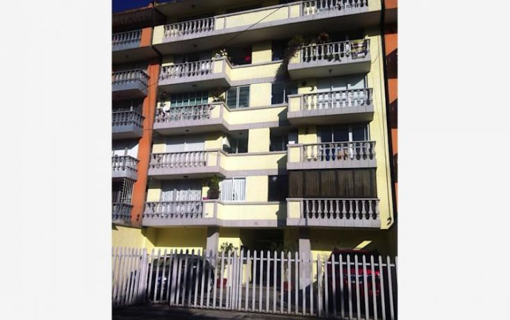 Foto de departamento en renta en calzada de la romería, colina del sur, álvaro obregón, df, 1609984 no 01