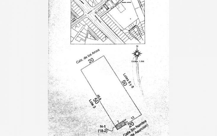 Foto de terreno comercial en venta en calzada de los arcos 166, loma dorada, querétaro, querétaro, 1797082 no 06