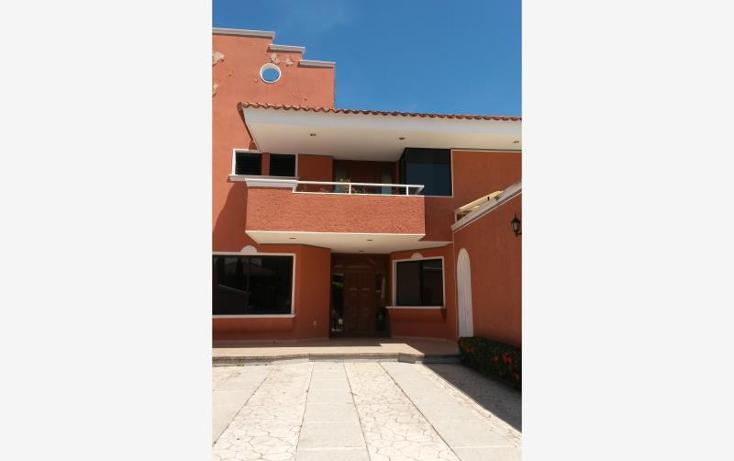 Foto de casa en venta en calzada de los ingenieros 637, ana teresa, tuxtla gutiérrez, chiapas, 1798666 No. 01