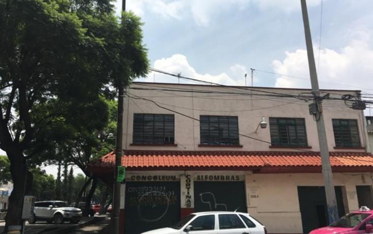 Foto de terreno habitacional en venta en calzada de los misterios 1, industrial, gustavo a. madero, distrito federal, 2008254 No. 01