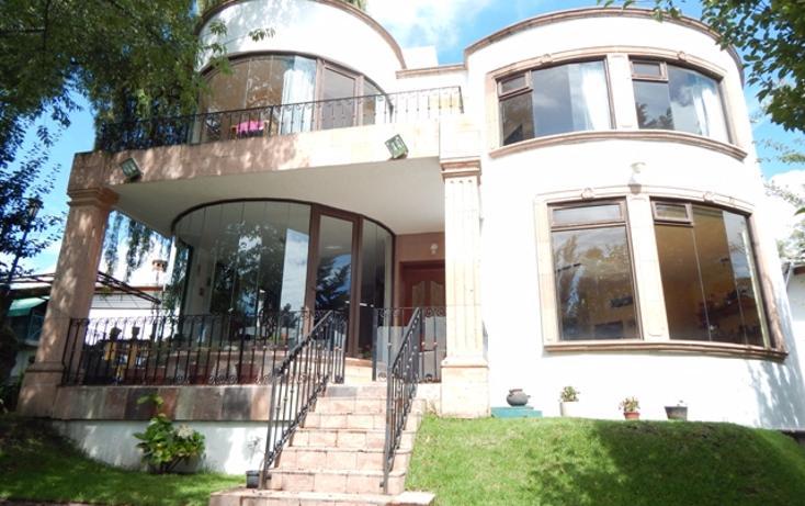 Foto de casa en venta en calzada de san josé de barbabosa , san miguel zinacantepec, zinacantepec, méxico, 1077773 No. 01
