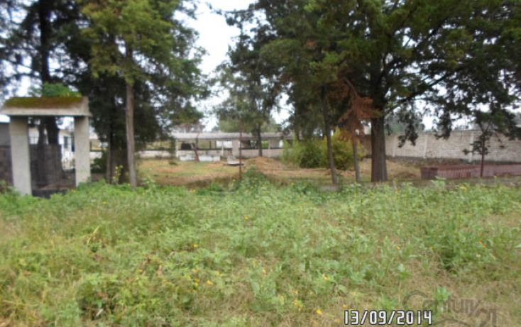 Foto de terreno habitacional en venta en calzada de san jose sn sn, san josé, acolman, estado de méxico, 1707316 no 01