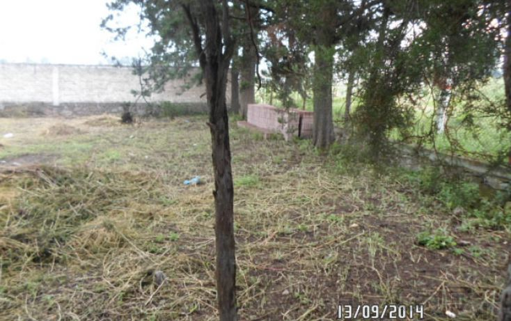 Foto de terreno habitacional en venta en calzada de san jose sn sn, san josé, acolman, estado de méxico, 1707316 no 03