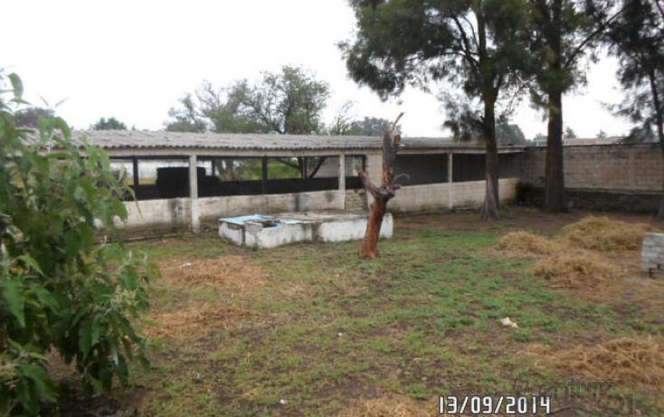 Foto de terreno habitacional en venta en calzada de san jose sn sn, san josé, acolman, estado de méxico, 1707316 no 04
