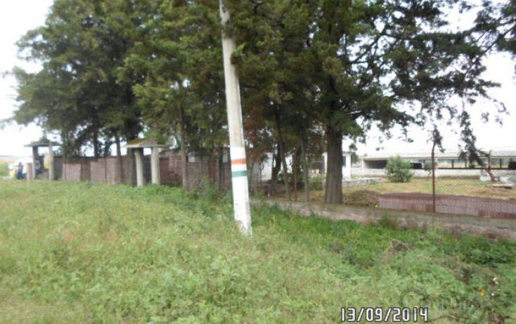 Foto de terreno habitacional en venta en calzada de san jose sn sn, san josé, acolman, estado de méxico, 1707316 no 06