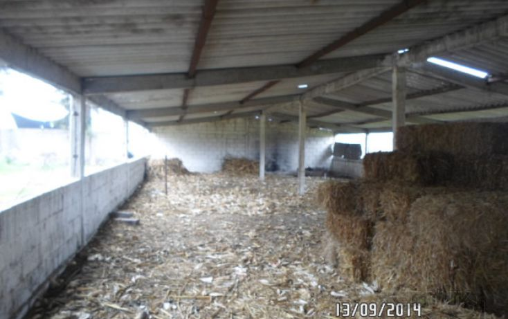 Foto de terreno habitacional en venta en calzada de san jose sn sn, san josé, acolman, estado de méxico, 1707316 no 09