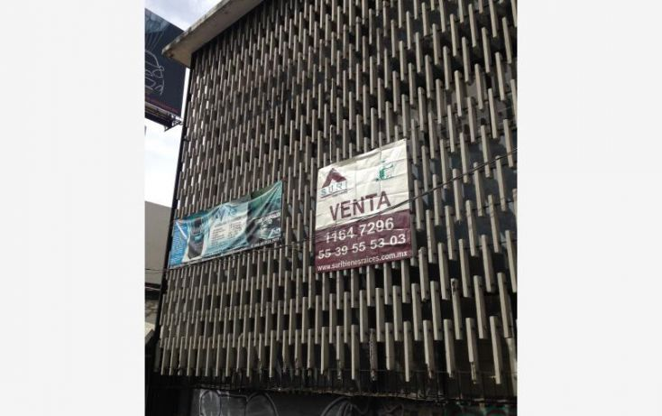 Foto de edificio en venta en calzada de tlalpan 2621, xotepingo, coyoacán, df, 1763790 no 01