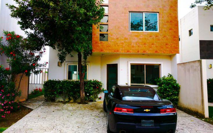 Foto de casa en renta en calzada del centenario, del bosque, othón p blanco, quintana roo, 1088255 no 01